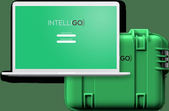 Intelligo Product Shot